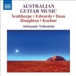 Aleksandr Tsiboulski - Australian Guitar Music