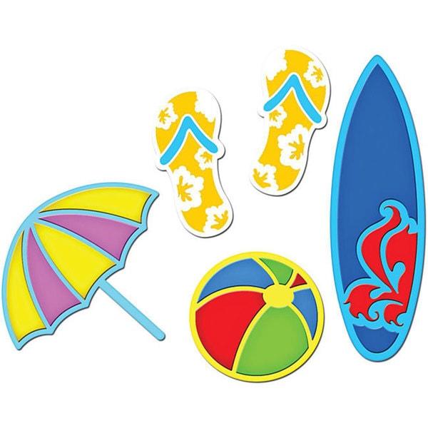 Spellbinders Shapeabilities 'Surf's Up' Dies (Set of 4)