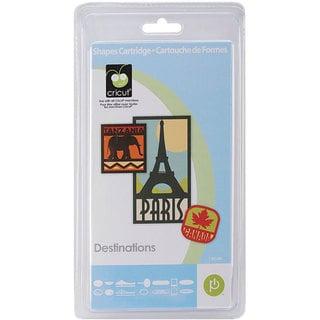 Cricut Destinations Shape Cartridge