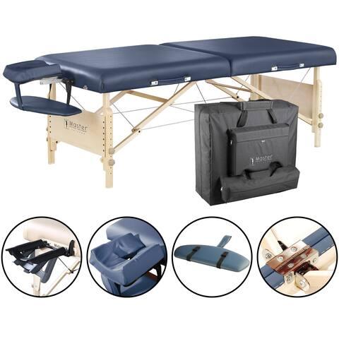Master Massage 30-inch Coronado LX Portable Massage Table