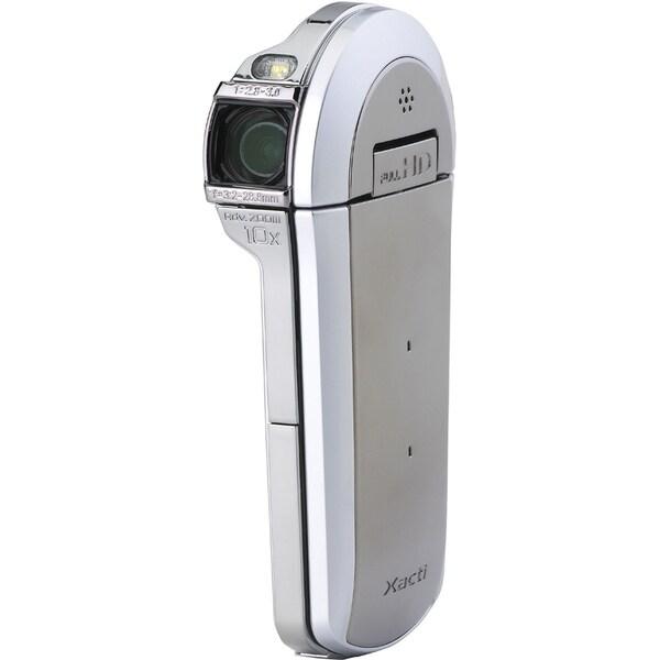 """Sanyo Xacti VPC-CS1 Digital Camcorder - 2.7"""" LCD - CMOS - Silver"""