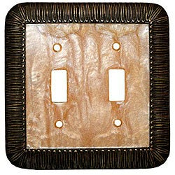 Palace Double Switch Plates (Set of 6)