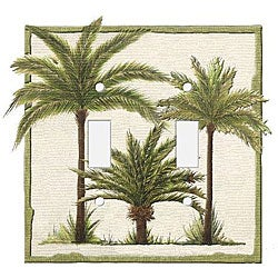 West Palm Double Switch Plates (Set of 6)