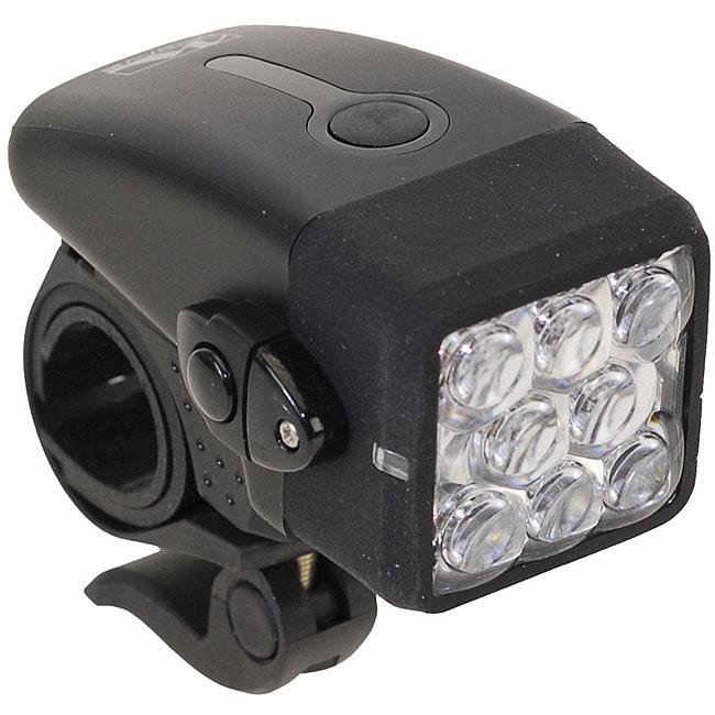 M-Wave 8 LED Bike Headlight