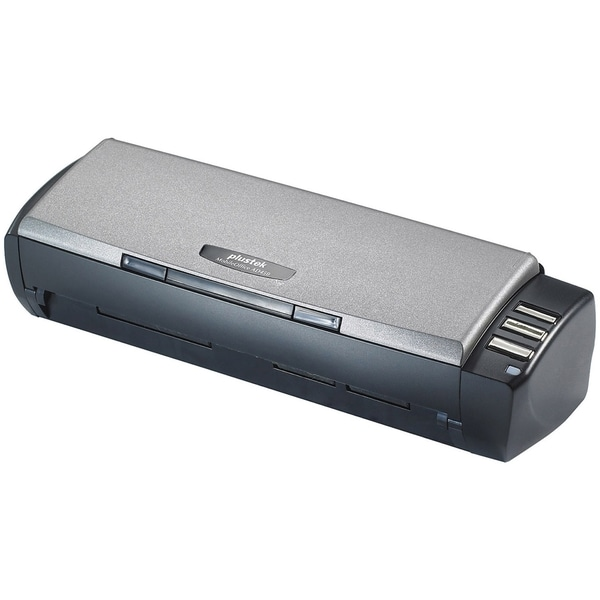 Plustek MobileOffice AD450 ADF Portable Document Scanner