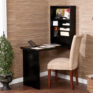 Murphy Black Fold-out Convertible Desk