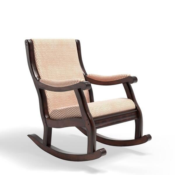 Stupendous Shop Antique Transitional Warm Oak Rocking Chair By Foa On Pabps2019 Chair Design Images Pabps2019Com