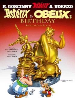 Asterix & Obelix's Birthday: The Golden Book (Paperback)