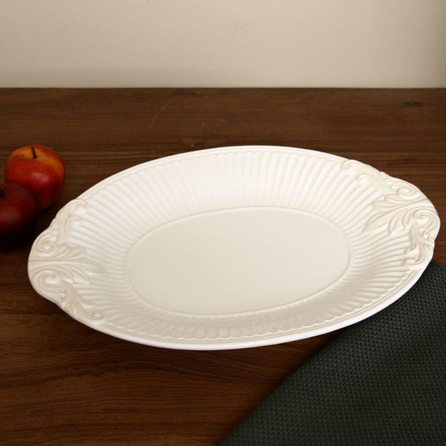 Lenox Butler's Pantry Medium Ceramic Platter