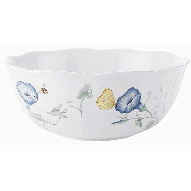 Lenox 'Butterfly Meadow' Serving Bowl