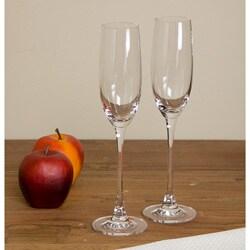 Lenox Tuscany Classics Fluted Champagne Glasses (Set of 4)
