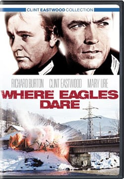 Where Eagles Dare (DVD)