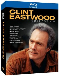 Clint Eastwood Collection (Blu-ray Disc)