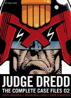 Judge Dredd 2: The Complete Case Files (Paperback)