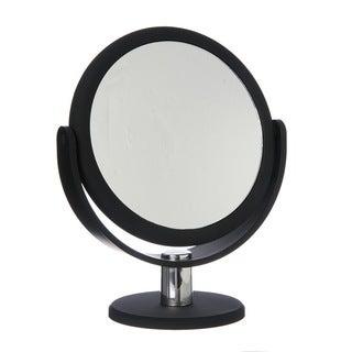 Danielle Midnight Matte Soft Touch 1x 12x Vanity Mirror Overstock 4739834