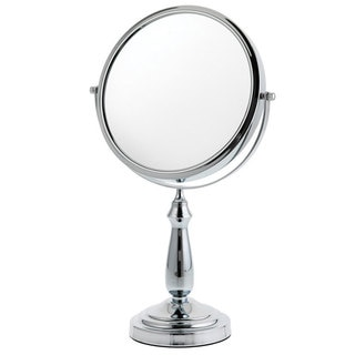 Danielle 1x-10x Large Column Stem Vanity Mirror