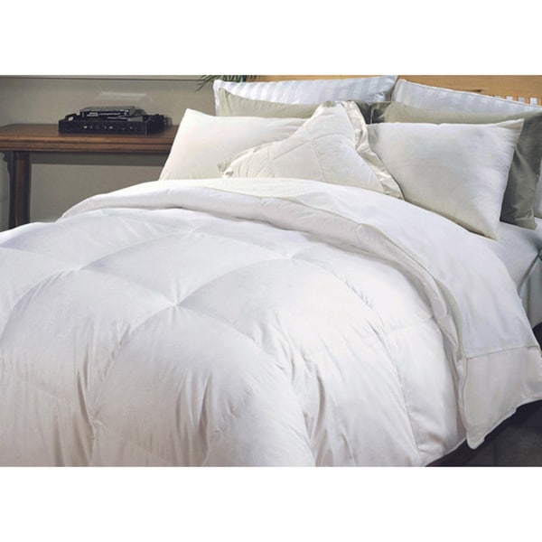 Hotel Grand Naples 700 Thread Count Hungarian Goose Down Comforter