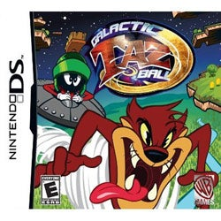 Nintendo DS - Galactic Taz Ball- By Warner Home Video Games