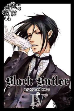 Black Butler 4 (Paperback)