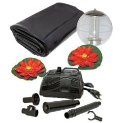 Koolscapes 400-gallon Pond Kit