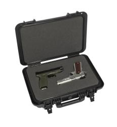Boyt H4 Double Handgun Hard-sided Travel Case - Thumbnail 2