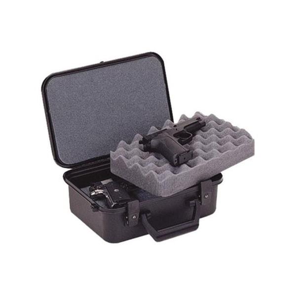 Plano Gun Guard XLT-12 Two Pistol/ Accessories Case