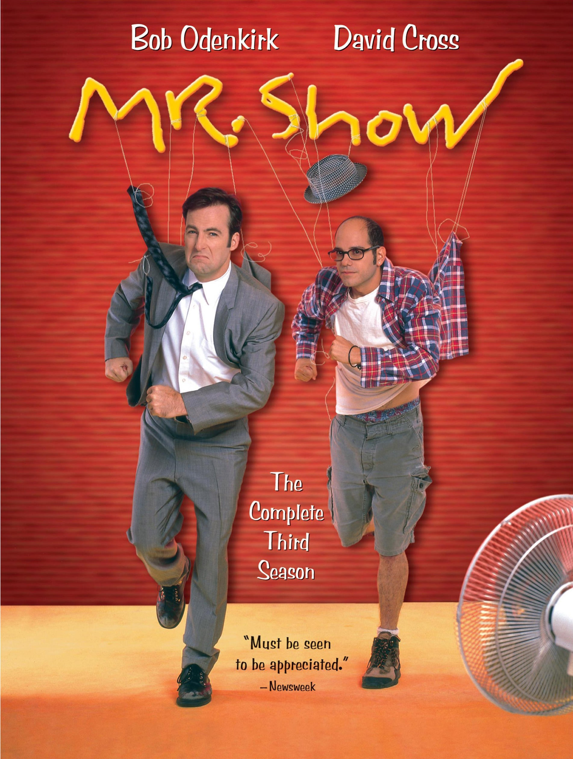 Mr. Show: Complete Third Season (DVD)