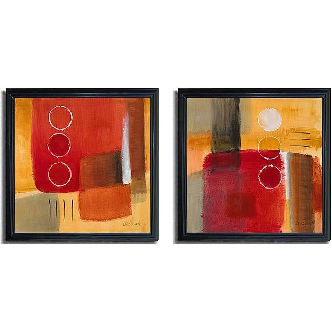 Lanie Loreth 'City Night Lights I and II' 2-piece Art Set