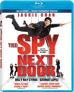 The Spy Next Door (Blu-ray/DVD)