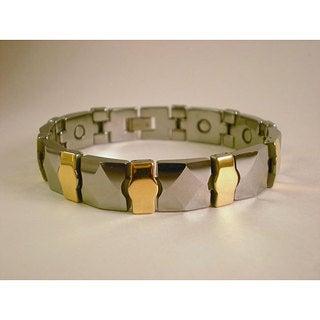 Tungsten Unisex Renaissance Magnetic Bracelet