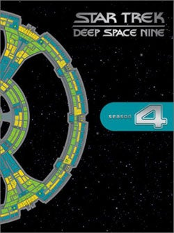 Star Trek: Deep Space Nine: Season 4 (DVD)