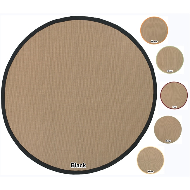 sisal round oval u0026 square area rugs shop the best deals for sep