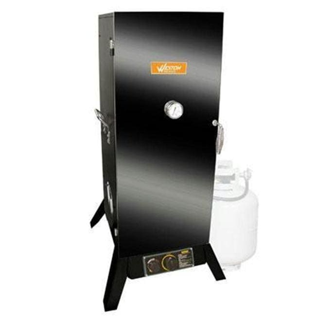 Vertical Propane Smoker Free Shipping Today Overstock