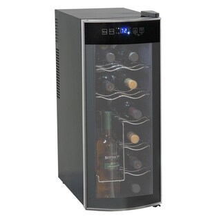 Avanti EWC-1201 12-bottle Single Zone Wine Cooler