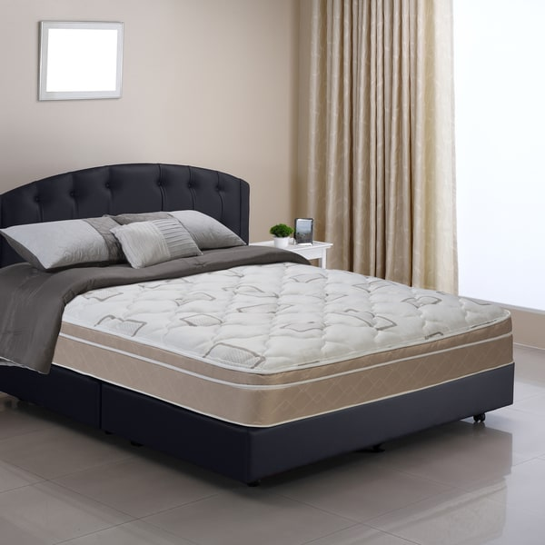 Wolf Posture Premier Luxury Pillowtop Queen Size Mattress