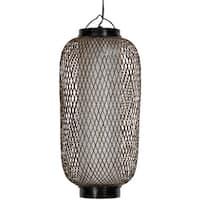 Handmade Japanese-style 17-inch Kirosawa Hanging Lantern (China)
