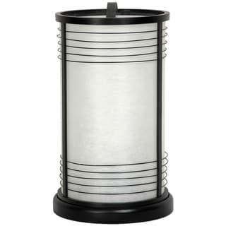 Japanese-style 14-inch Black Shinjuku Shoji Lantern (China)