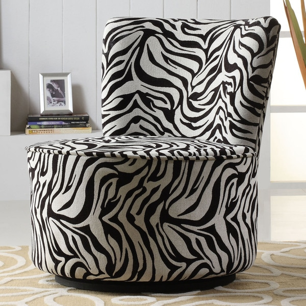 Shop Tribecca Home Moda Black White Zebra Print Modern