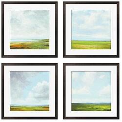 Gallery Direct St. John 'Storm Series I-IV' Giclee Framed Prints (Set of 4)