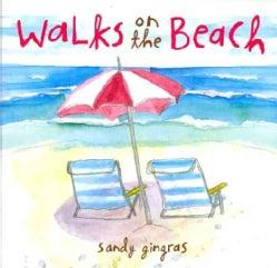 Walks on the Beach (Hardcover)