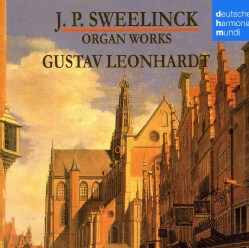 Jan Pieterszoon Sweenlinck - Sweenlinck: Organ Works