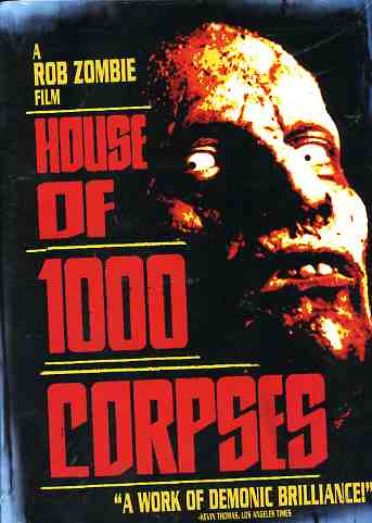 House of 1000 Corpses (DVD)