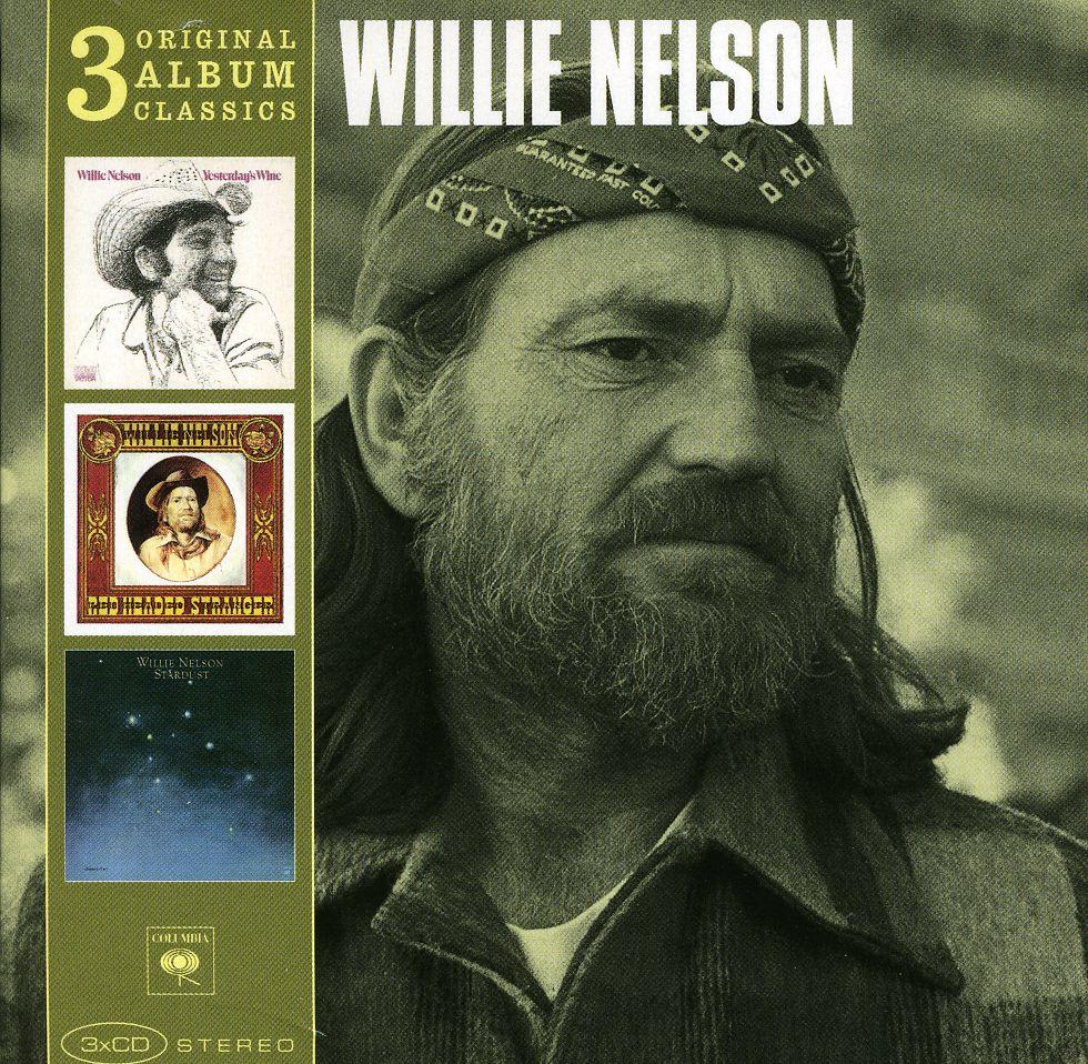 WILLIE NELSON - ORIGINAL ALBUM CLASSICS