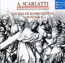 Schola Cantorum Basiliensis - Scarlatti: St. John Passion
