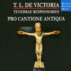Tomas Luis De Victoria - De Victoria: Tenebrae Responsories