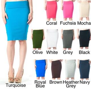 Tabeez Women's Stretchy Skirt