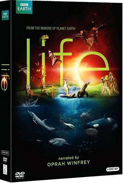 Life - Narrated By Oprah Winfrey (DVD)