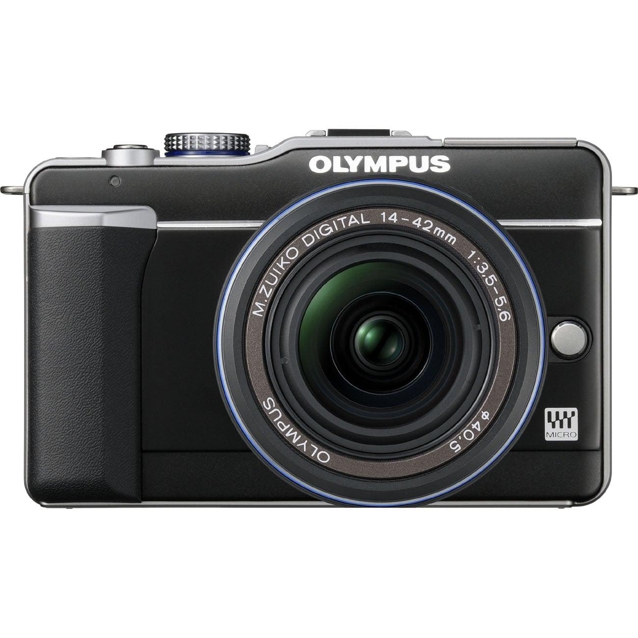 Olympus PEN E-PL1 12.3 Megapixel Mirrorless Camera Body O...