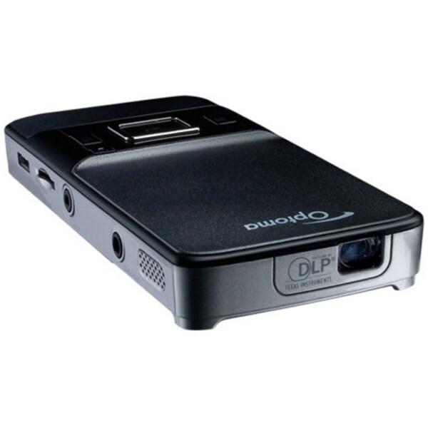 Optoma PK201 DLP Projector - 480p - HDTV - 16:9