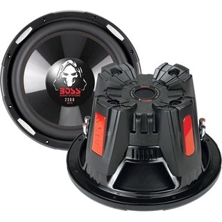 BOSS AUDIO P106DVC Phantom10 inch Dual Voice Coil (4 Ohm) 2100-watt S